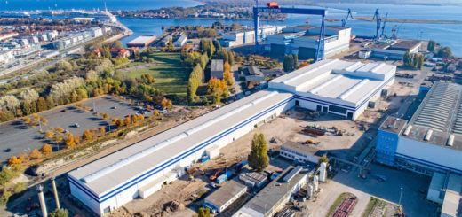 MV Werften in Warnemünde. Foto: MV Werften