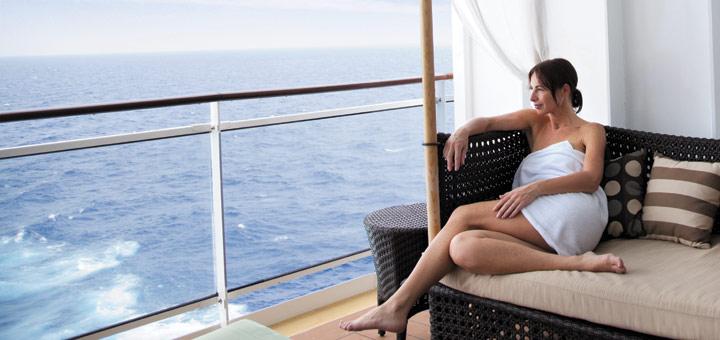 Erholung bei Norwegian. Foto: Norwegian Cruise Line