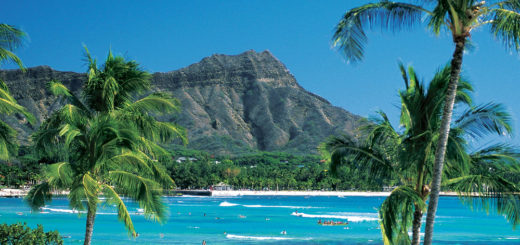 Hawaii Waikiki Beach. Foto: Norwegian Cruise Line