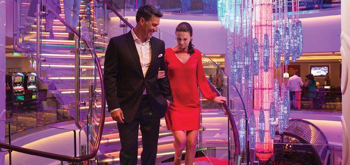 Lifestyle bei Norwegian. Foto: Norwegian Cruise Line
