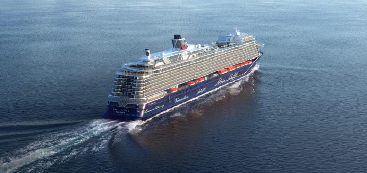 Mein Schiff ab Kiel