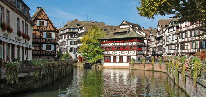 nicko cruises in Straßburg am Rhein