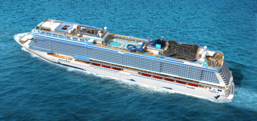 Norwegian Bliss. Foto: Norwegian Cruise Line