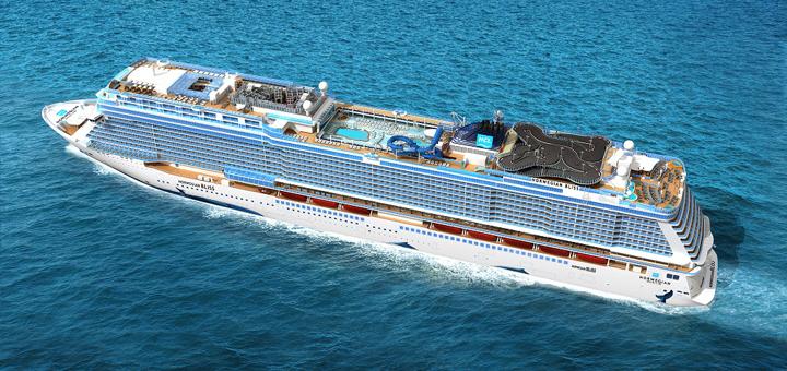 Norwegian Bliss. Foto: Norwegian Cruise Line