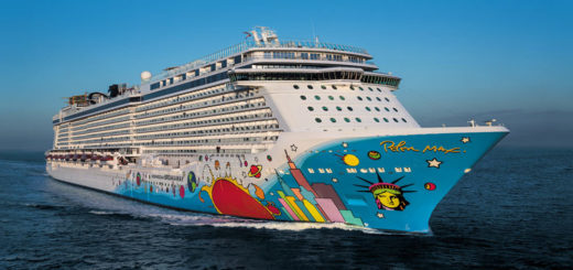 Norwegian Breakaway. Foto: Norwegian Cruise Line