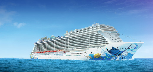 Norwegian Escape. Foto: Norwegian Cruise Line