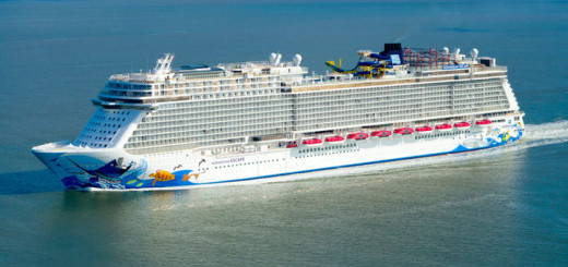 Norwegian Escape. Foto: Meyer Werft