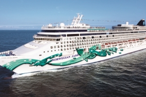Norwegian Jade. Foto: Norwegian Cruise Line