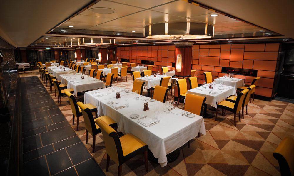 Cagneys auf der Norwegian Jade. Foto: Norwegian Cruise Line