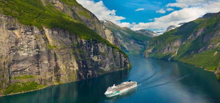 Kreuzfahrt mit der Norwegian Jade
