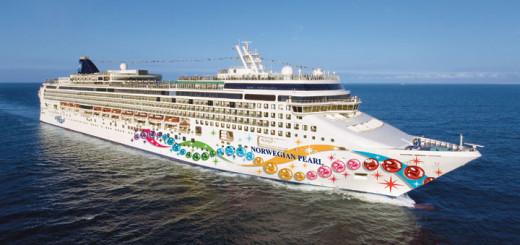 Norwegian Pearl auf Kreuzfahrt. Foto: Norwegian Cruise Line