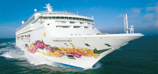 Norwegian Sky. Foto: Norwegian Cruise Line