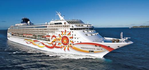 Norwegian Sun auf Kreuzfahrt. Foto: Norwegian Cruise Line