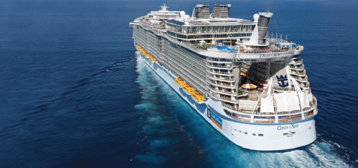 Oasis of the Seas auf Kreuzfahrt. Foto: Royal Caribbean International