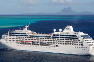 Ocean Princess. Foto: Princess Cruises