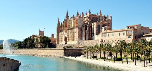 Kathedrale La Seu in Palma de Mallorca. Foto: Manfred Walker / pixelio.de