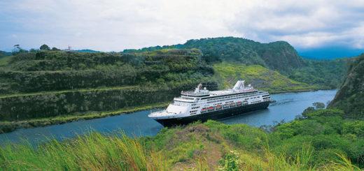 Panamakanal-Kreuzfahrten mit Holland America Line. Foto: Holland America Line