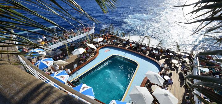 Kreuzfahrt mit MS Albatros