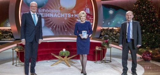 Phoenix Reisen bei ZDF Spendengala