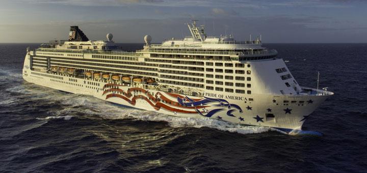 Kreuzfahrten mit der Pride of America