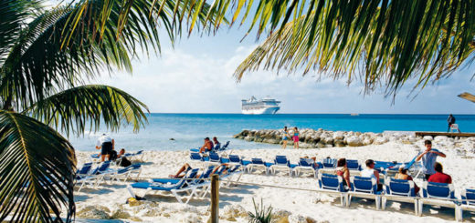 Princess Cays auf den Bahamas. Foto: Carnival Cruise Line