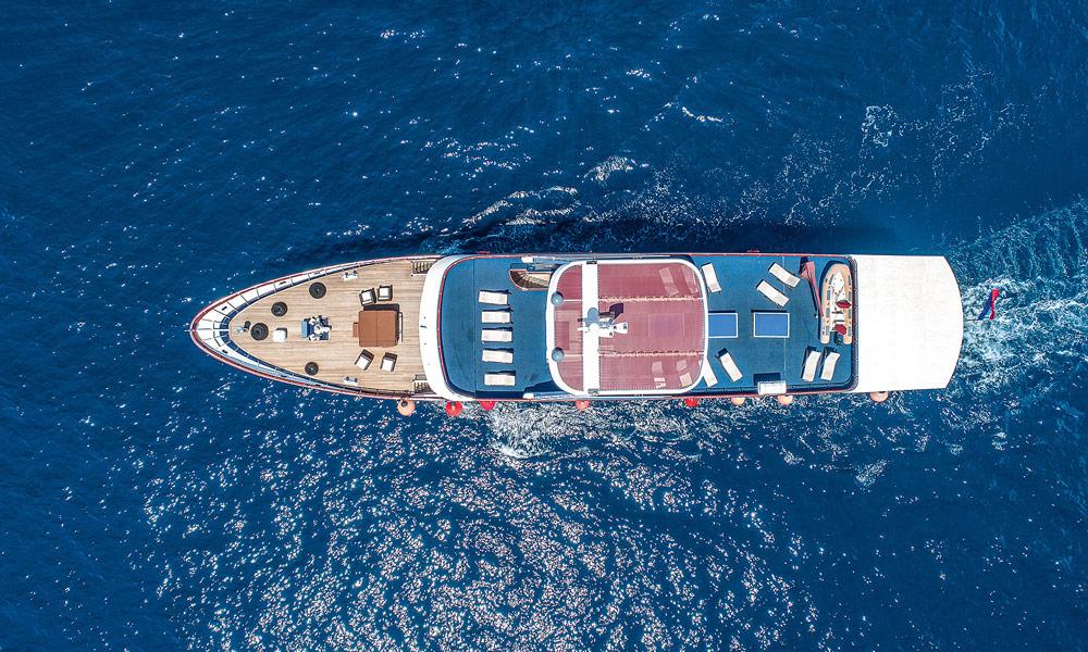 Motoyacht Providenca