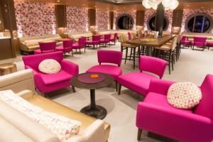 Lounge von Royal Caribbean International
