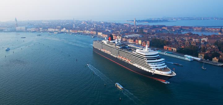 Queen Elizabeth. Foto: Cunard Line