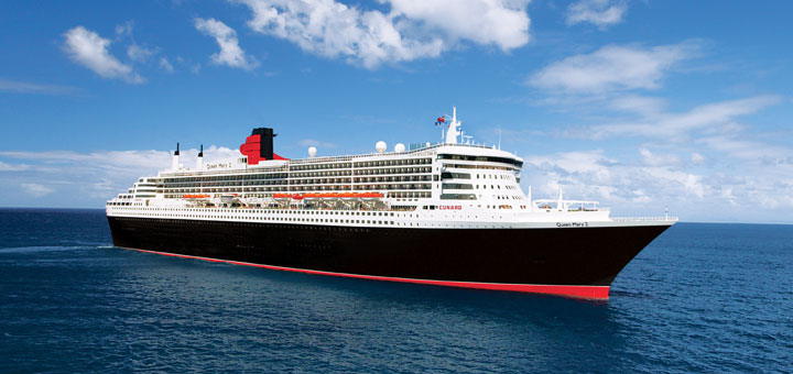 Queen Mary 2. Foto: Cunard Line