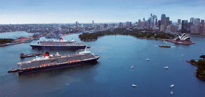 Kreuzfahrt mit Cunard Line