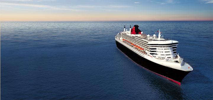 Luxusreise mit Queen Mary 2