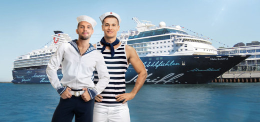 Rainbow Cruise mit mein Schiff. Foto: TUI Cruises
