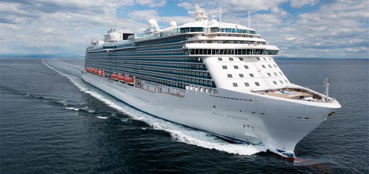 Kreuzfahrt mit Princess Cruises