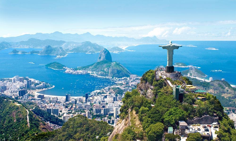 MSC Kreuzfahrten in Rio de Janeiro, Brasilien. Foto: MSC Cruises