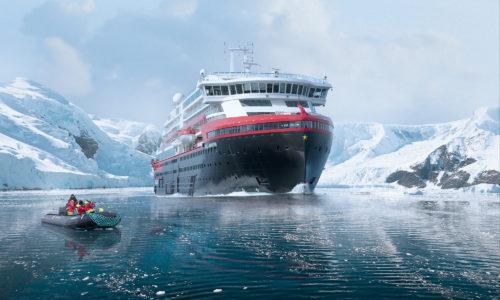 Entdeckungsreise Antarktis, Patagonien und Chilenische Fjorde