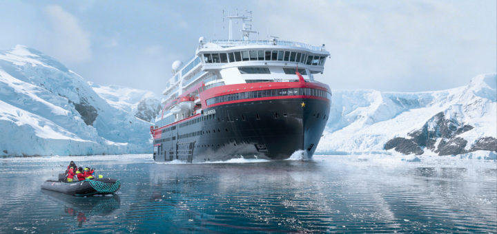 Expeditionsreisen mit der MS Roald Amundsen