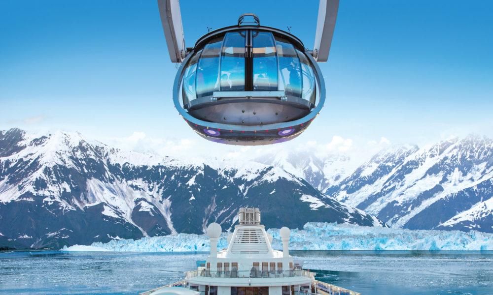 Royal Caribbean in Alaska