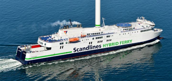 Scandlines-Fähre Copenhagen