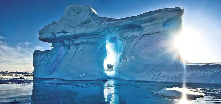 Seabourn in der Antarktis. Foto: Seabourn Cruise Line