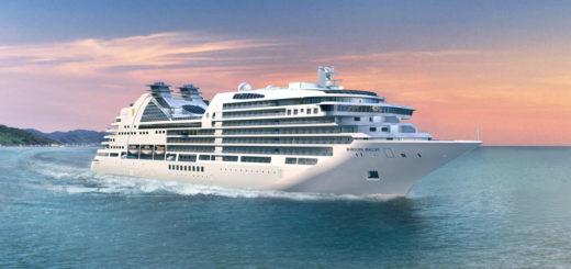 Seabourn Encore. Foto: Seabourn Cruise Line