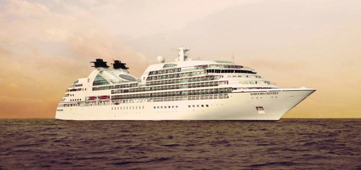 Luxusreisen mit Seabourn