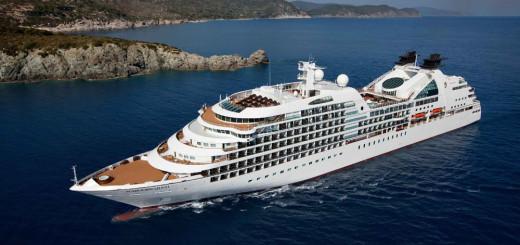Seabourn Quest auf Luxuskreuzfahrt. Foto: Seabourn Cruise Line