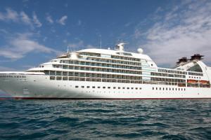 Seabourn Sojourn auf Luxuskreuzfahrt Foto: Seabourn Cruise Line