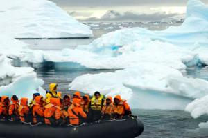 Ventures by Seabourn in der Antarktis. Foto: Seabourn Cruise Line