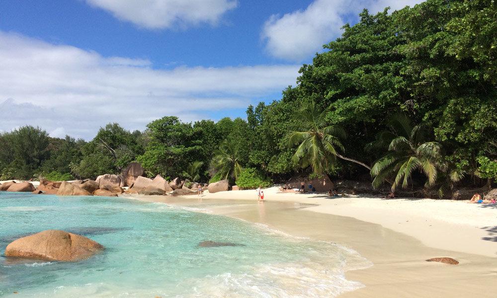 Praslin auf den Seychellen