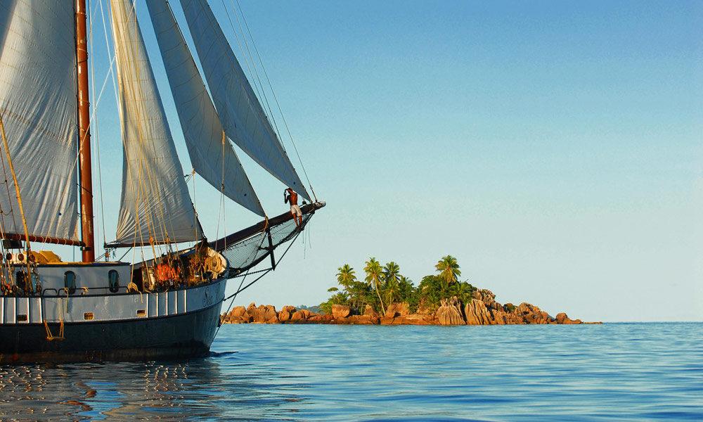Sea Pearl von Silhouette Cruises