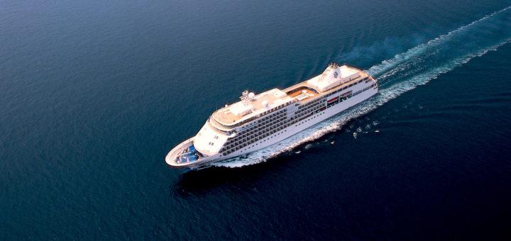 Silver Whisper. Foto: Silversea Cruises