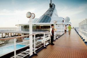 Aktivitäten an Bord bei Silversea. Foto: Silversea Cruises