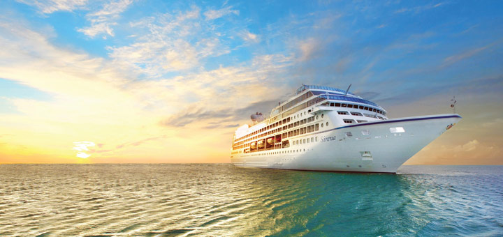 Weltreise mit Oceania Cruises