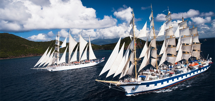 Star Clippers Segelkreuzfahrt. Foto: Star Clippers